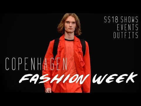 Fashion Week SS18 Shows and Outfits | Portrait De L'HOMME
