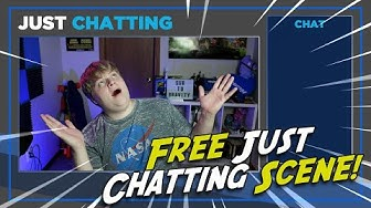 FREE Just Chatting Screen!!
