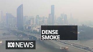 Brisbane's Air Quality Worse Than Beijing Amid Bushfire Smoke Haze | Abc News