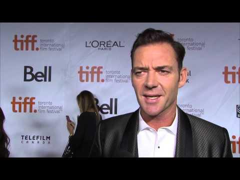The Equalizer: Marton Csokas TIFF Movie Premiere Gala Interview