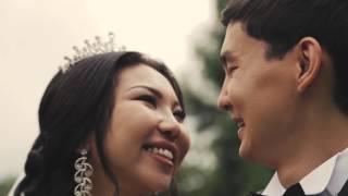 Коротко о нашей свадьбе #ДиасБатима