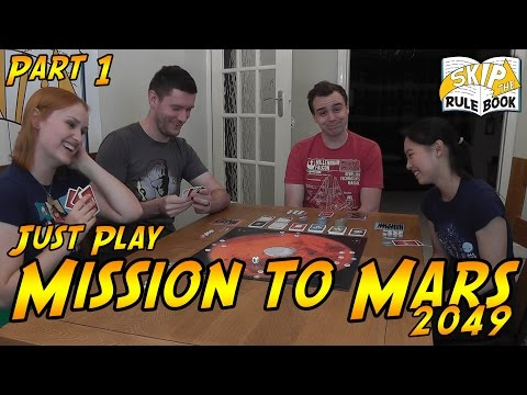 Mission to Mars 2049- Just Play Part 1