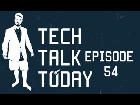 Grand Theft Depot | Tech Talk Today 54