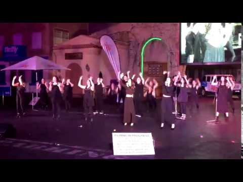 VID #1: Perfect Pitch GC 2015 - COOMBABAH HIGH AND CHARLI
