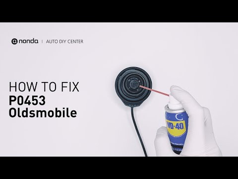 How to Fix OLDSMOBILE P0453 Engine Code in 3 Minutes [2 DIY Methods / Only $4.51]