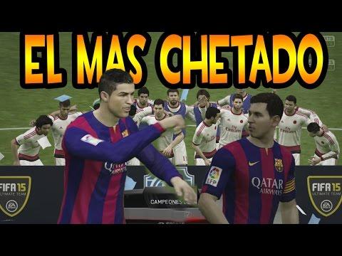FIFA 15 - El Mejor Equipo de FiFa Ultimate Team ATACA de nuevo - Torneo Online - Team PRO