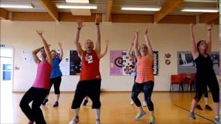 Let it Rain Over Me - Pitbull ft. Marc Anthony - Zumba
