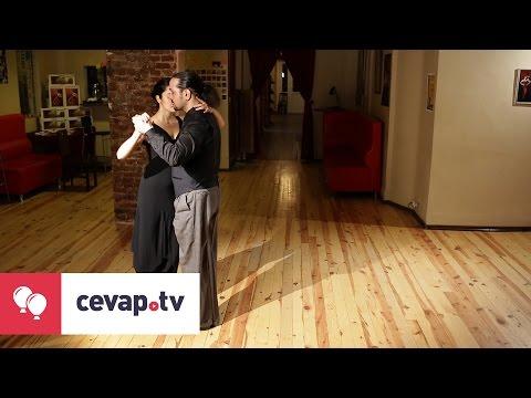 Arjantin tangoda temel adımlar nelerdir?