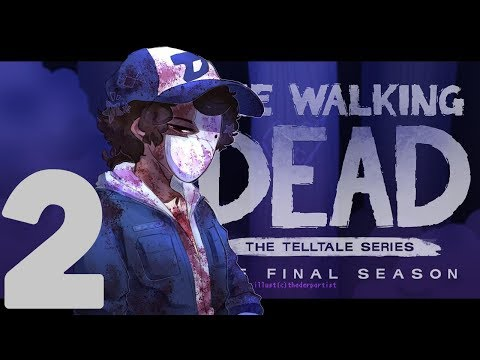 Cry Plays: The Walking Dead: The Final Season [Ep3] [P2]