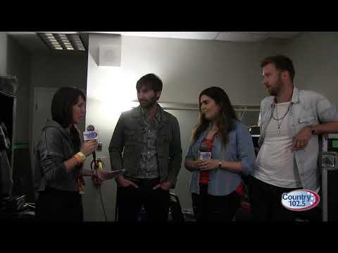 Lady Antebellum Interview