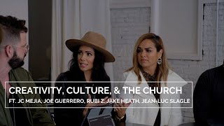 Creativity, Culture, and the Church.