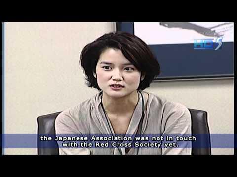 Singapore woman donates S$1m to Japan quake victims- 16Mar2011