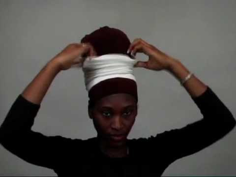 How To Wear A Loc Soc Crown