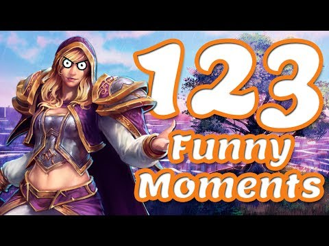 Heroes of the Storm: WP and Funny Moments #123