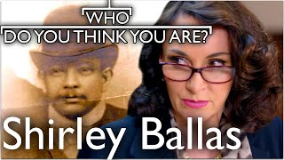 Shirley Ballas Uncovers African Heritage | Who Do You Think You Are