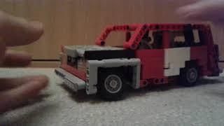 ВАЗ 2104 из лего. Боевая классика из лего/Lego VAZ 2104