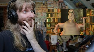 Confused And Scared | Ryan Reacts to Globgogabgalab