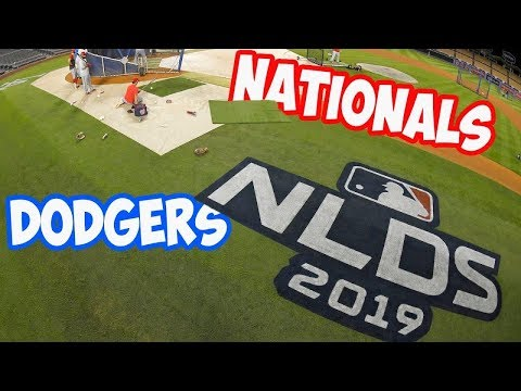 Dodgers VS Nationals NLDS Game 4 | 2019 MLB National League Division Series