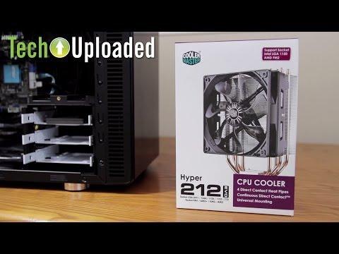 Installing a Hyper 212 EVO on AMD AM3+