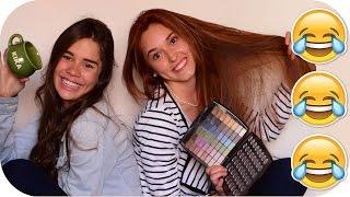 NUEVO LOOK!  + RETO: Bella en 40 Segundos ♥ | Kika Nieto