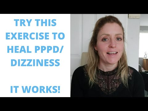 PPPD: Practical Exercise To Cope And Help Heal Dizziness And Deal With Difficult Emotions