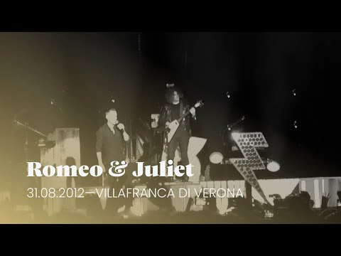 2012-08-31 The Killers - Romeo & Juliet [A Perfect Day Festival]