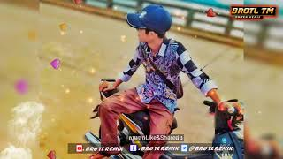 Khmer Funny Remix Melody 2019 Best Song Melody Break Mix By Mrr Theara Ft Mrr Do_HD