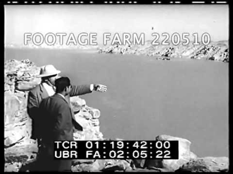 Aswan Dam 220510-11 | Footage Farm