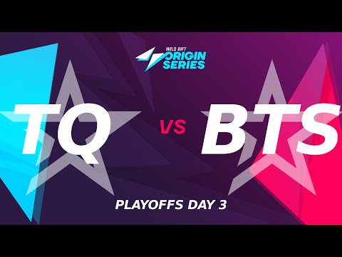 WR:OS June Cup Finals Day 3 TQ vs BTS - Group A