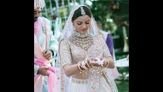 Đám cưới 'cổ tích' của mỹ nhân 'Hai số phận' Somya -Rubina Dilaik