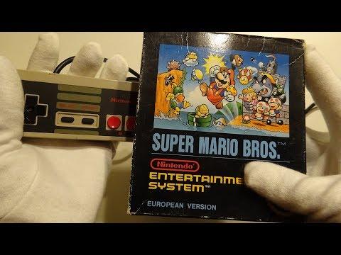 UnBoxingBoxes | SUPER MARIO BROS. Unboxing | NES Classic + Gameplay