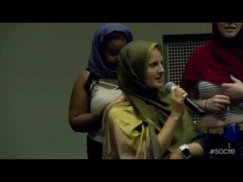 """Penn State Students Try On Hijabs"" - #SOC119"