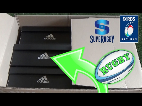 What's In the Boxes? Six Nations adidas Rugby Boots
