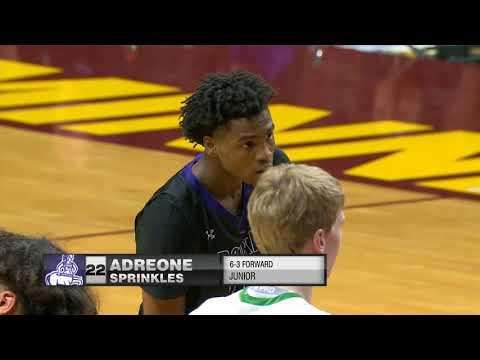 Breckenridge vs. Brooklyn Center State Boys Basketball