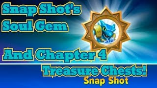 Skylanders Trap Team - Chapter 4 - Snap Shot