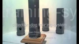 Detection-dog Training-system