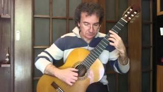 Mandulinata a Napule (Classical Guitar Arrangement by Giuseppe Torrisi)