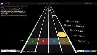 Roblox Roblox Rhythm Track (Fixed)Playing: HAS MLG GONE TOO FAR?