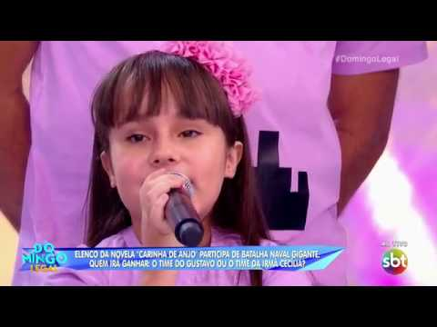 Sienna belle canta love me like you do no domingo legal.