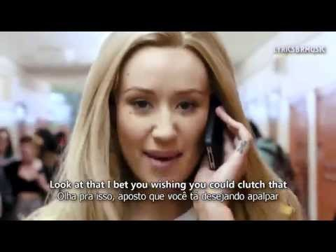 Iggy Azalea - Fancy ft. Charli XCX (Official Video + Lyrics) [HD]