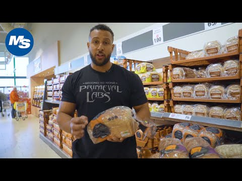 Grocery Shopping With Physique Pros | 🇬🇧 Romane Lanceford's UK Edition 🇬🇧