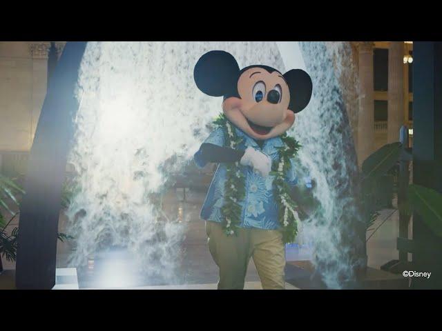 Discover how we said Aloha Windy City | Aulani, A Disney Resort & Spa