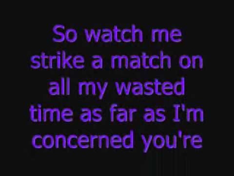 Picture To Burn Cover Lyrics Video
