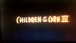 CHILDREN OF THE CORN V FIELDS OF TERROR TRAILER