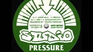 Studio Pressure - Junglistics (pt.1)