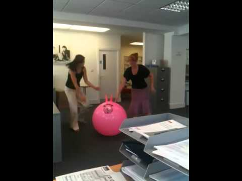The Magic Ball from Pink Diamond makes a splash at Nalpac! from YouTube · Duration:  37 seconds