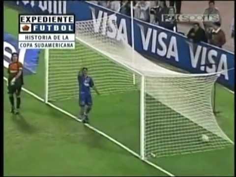 Pumas UNAM Vs. Vélez Sarsfield (4-0) Semifinal Vuelta --- Copa Sudamericana 2005