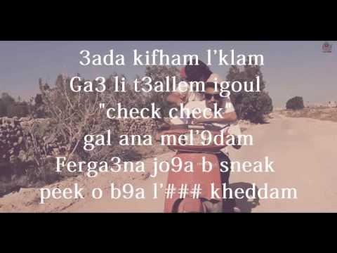 Shayfeen - Darss Dl'Flow Freestyle Video Lyrics