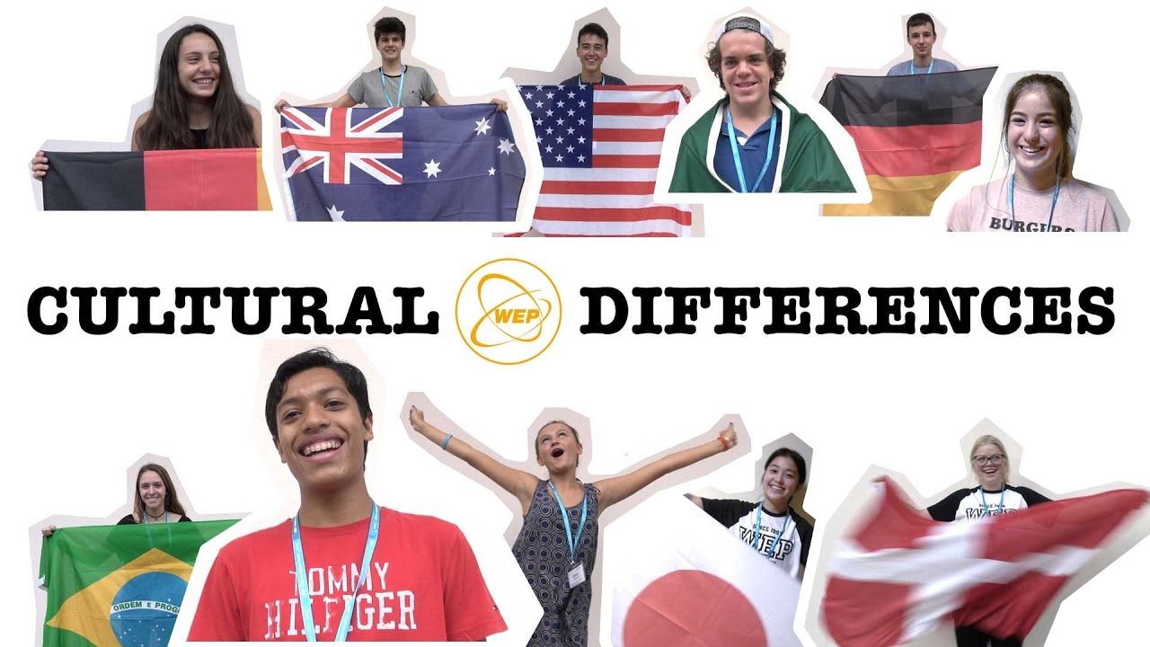 10 different culture between us and Cultural differences between united the uncertainty avoidance can be considered as the factor that having the significant difference between french and us culture.