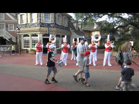 Dixieland Jazz Band-When We're Human (Princess and the Frog)